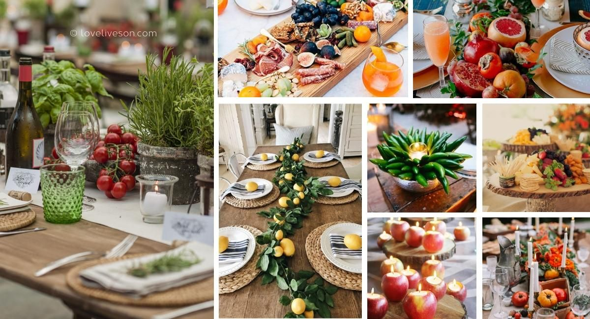 Memorial Service Ideas Table Decorations No Cook Meals Funeral