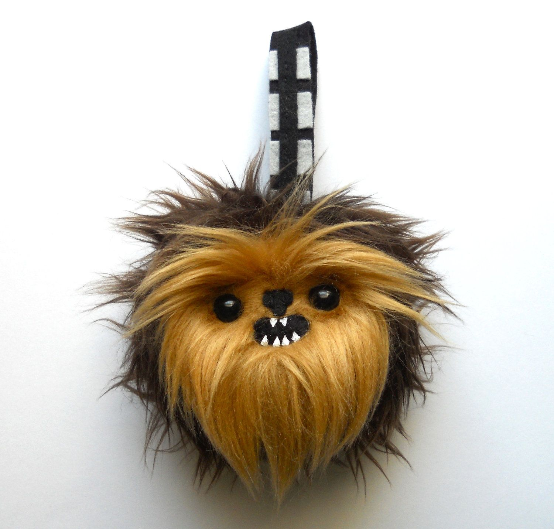 last one chewie star wars christmasholiday ornament - Chewbacca Christmas Ornament