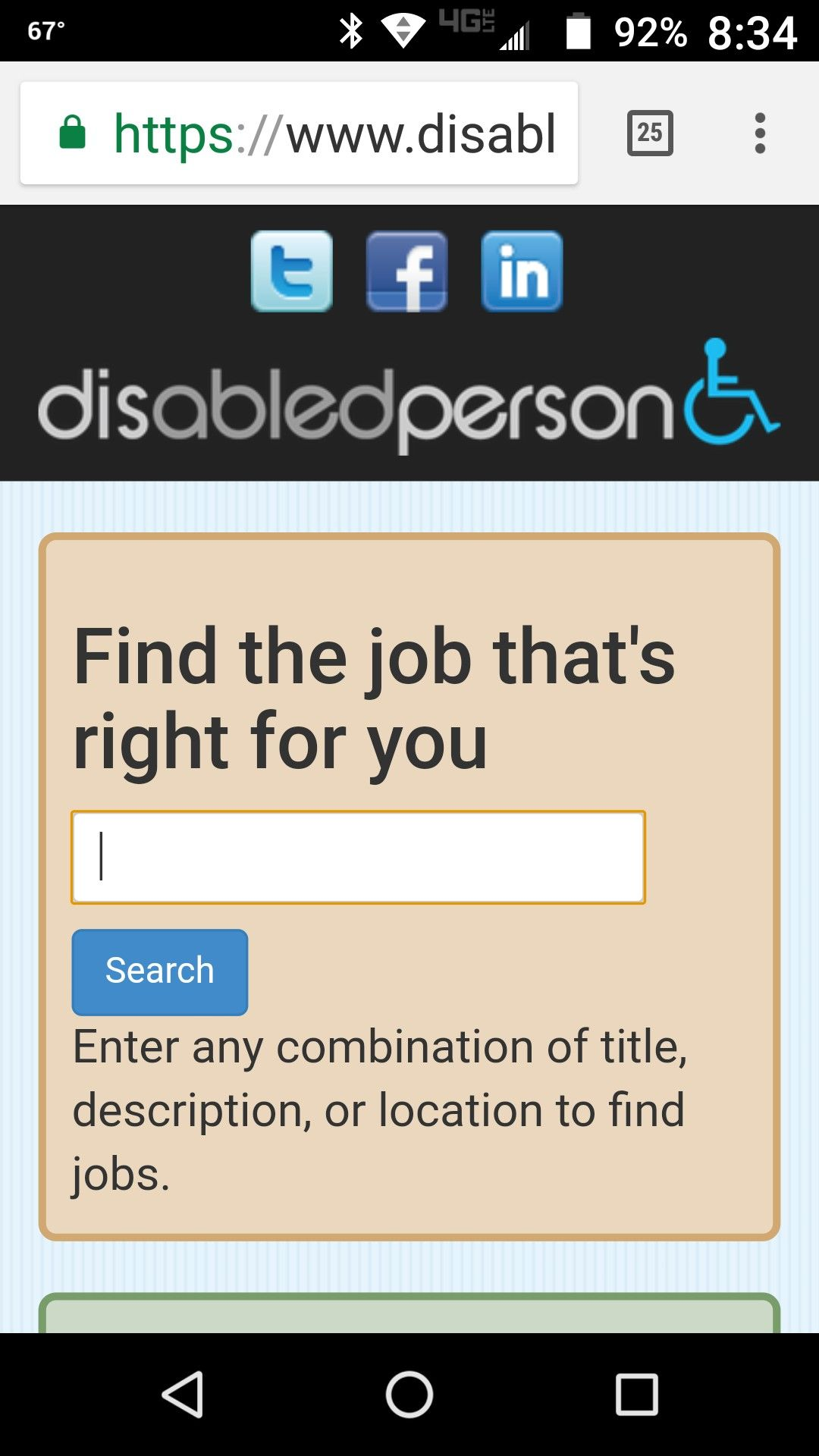 People with disabilities ask where can I find jobs near me