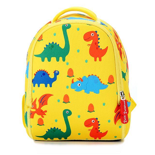 6345d5ba9f 2018 Cute Dinosaur School Bags For Boys Kids School Backpacks Kindergarten  Small Bag Creative Animals Design Mochila Infantil Review