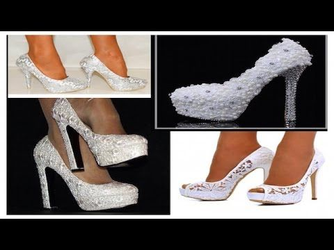 APRENDE A DECORAR TUS ZAPATOS PARA SU BODA (VIDEO TUTORIAL) - YouTube ea5b0df9488a