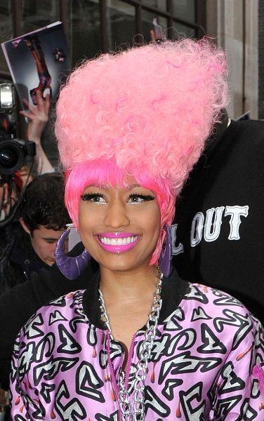 Magnificent 1000 Images About Nicki Minaj On Pinterest Funky Bob Billboard Short Hairstyles Gunalazisus