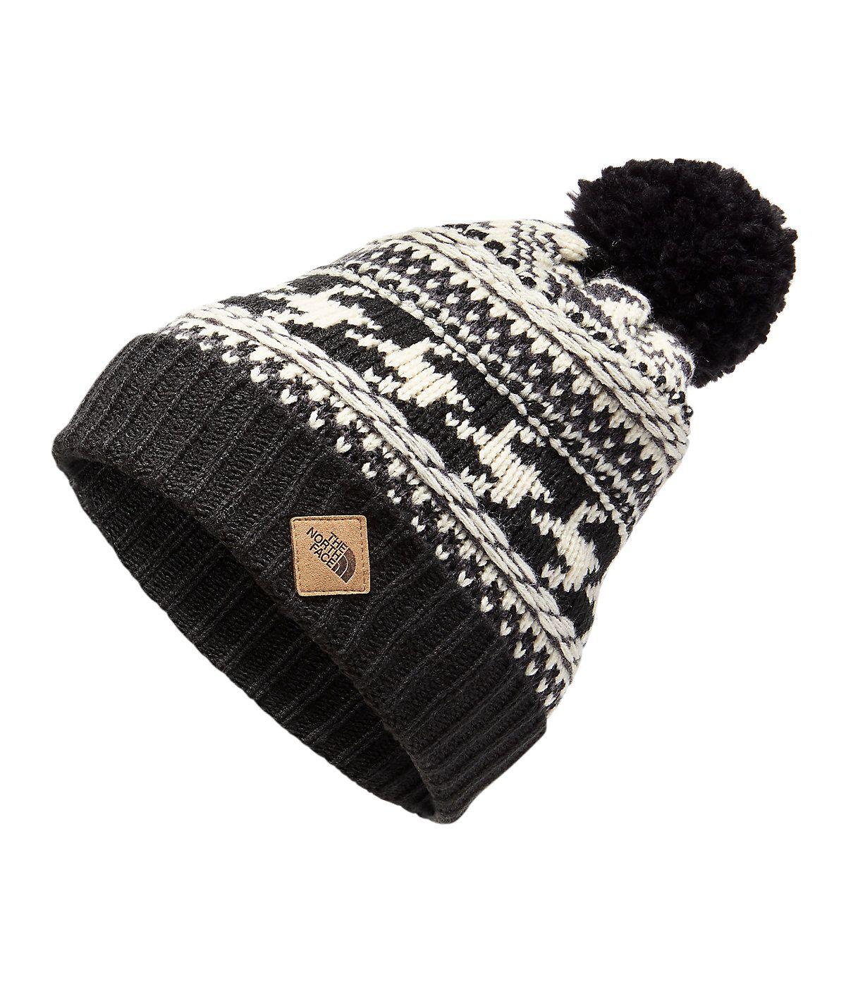 The North Face Fair Isle Beanie Hat 30e403f6929f