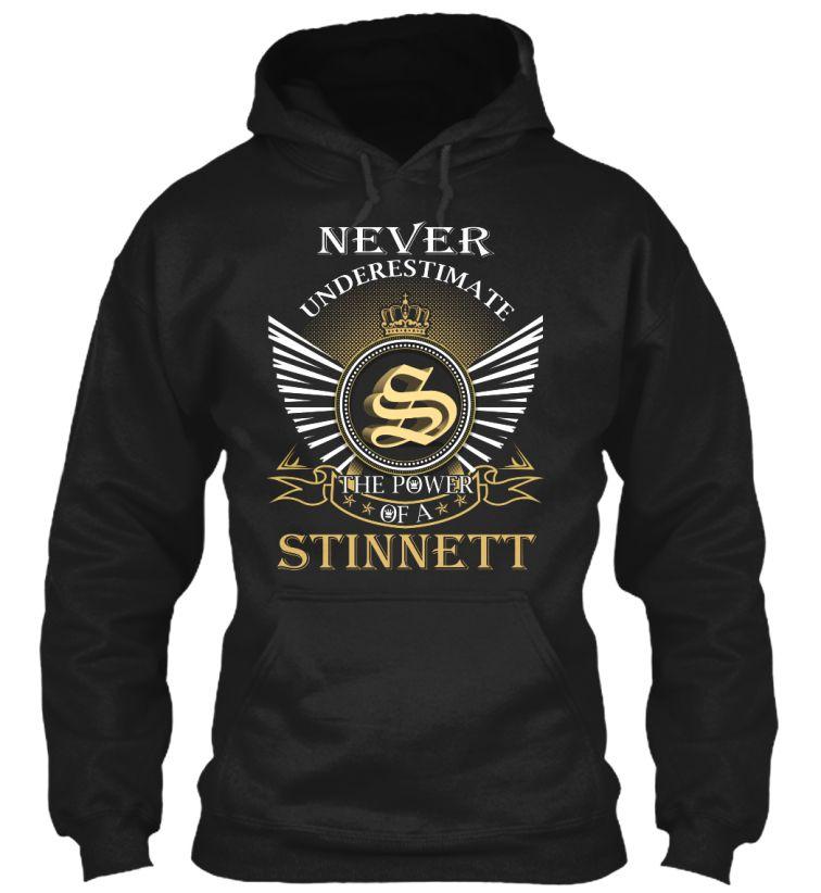 STINNETT - Never Underestimate #Stinnett