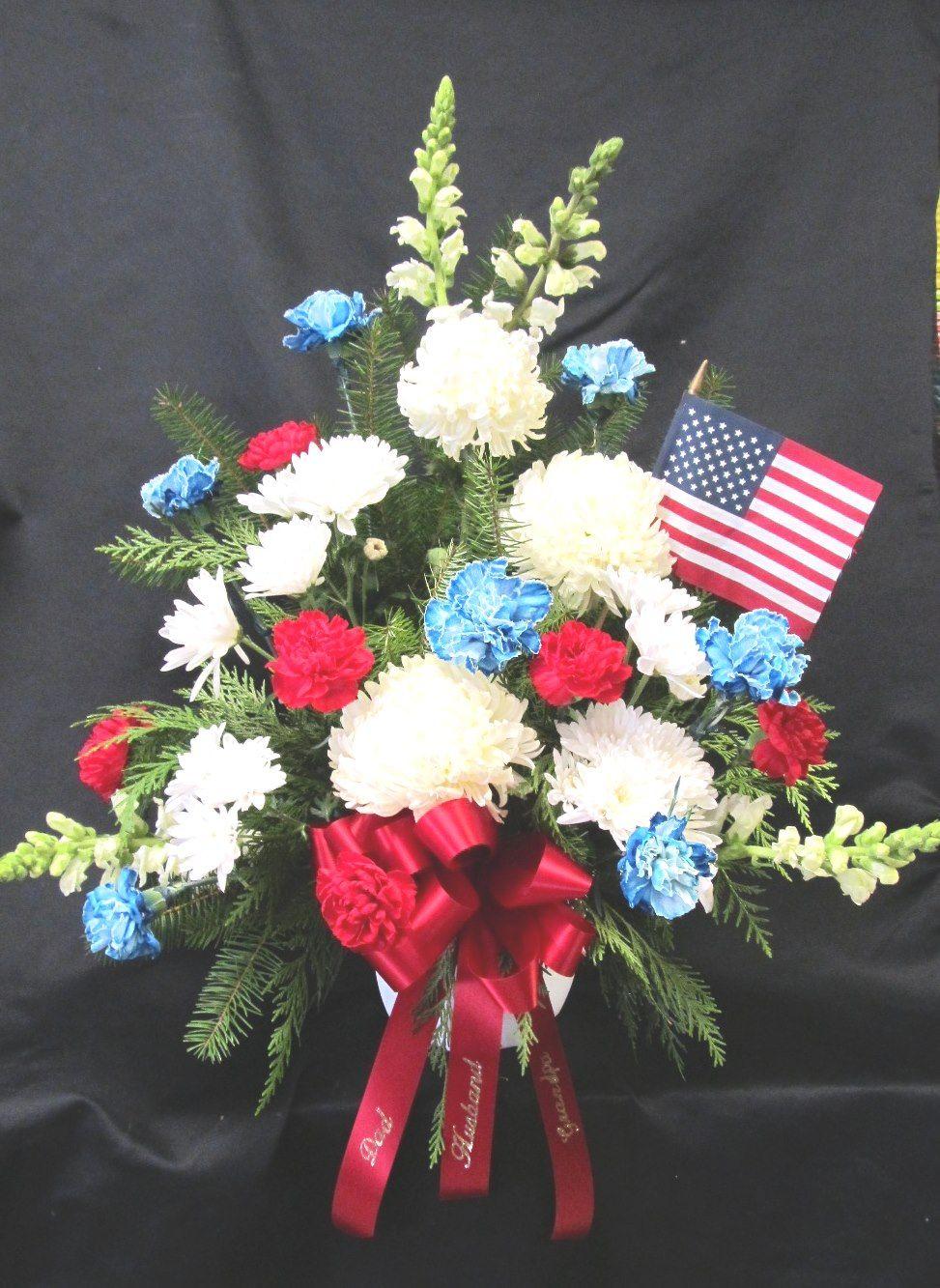 8396 basket sympathy basket table decorations floral