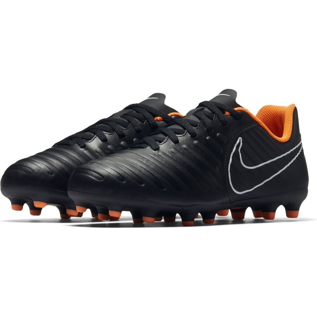 Corks Football Sport Nike Nike Tiempo Legend 7 Club Fg Jr Football Boots Black Black Football Boots Black Boots Football Shoes