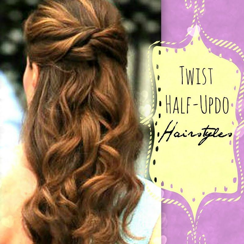 Would You Try Twist Crossed Hairstyles Tutorial By Tina L Vote On Preen HairstylesUp HairdosUpdo