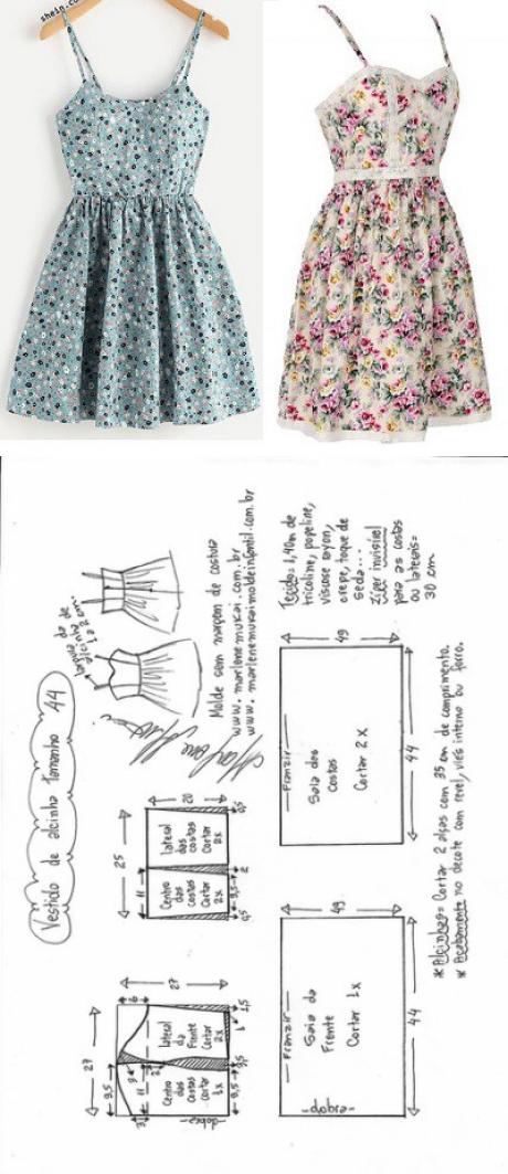 Por las manos (la Obra, la Costura, el Patrón) el Vestido | los ...
