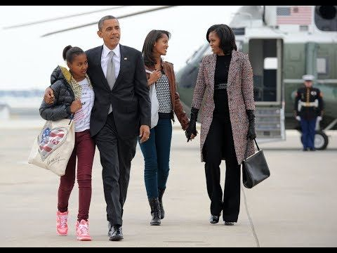 barack obama michelle obama s daughters 2018 zop news obama