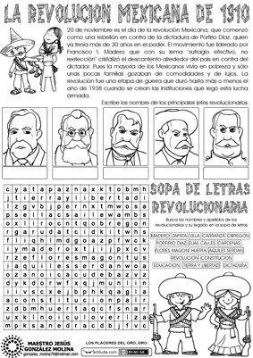 Revolucion Mexicana 1910 Span 2 Revolucion Mexicana Para Niños