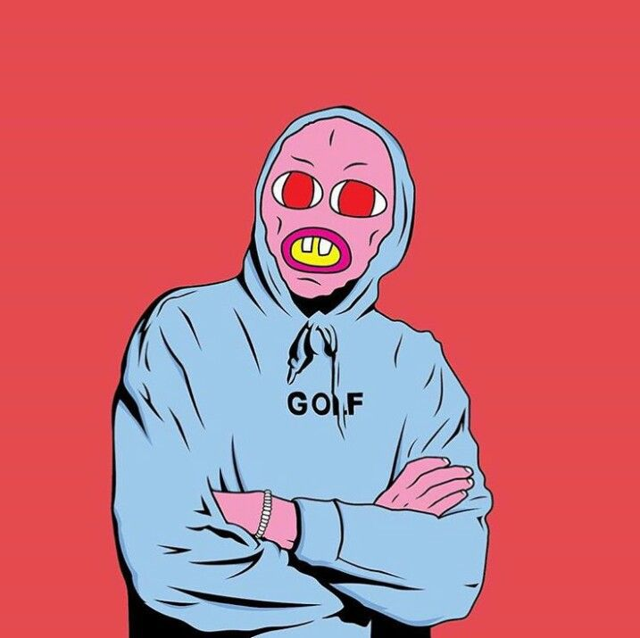 cherry bomb odd future tyler the creator art the creator