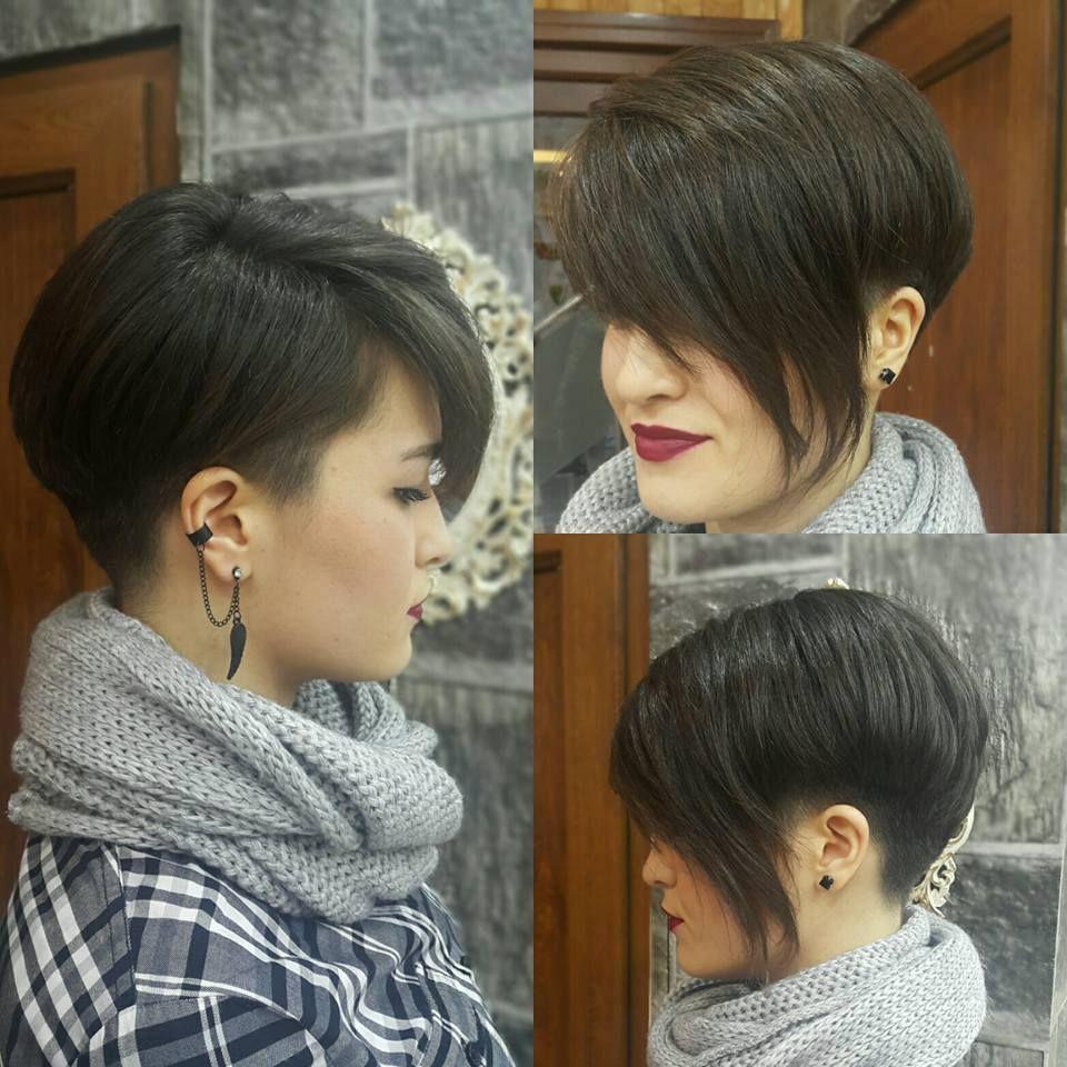 Goshortertumblrpost hair pinterest