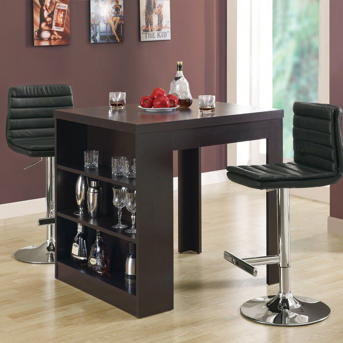 Dangelo Counter Height Dining Table Counter Height Dining Sets Counter Height Dining Table Dining Table In Kitchen
