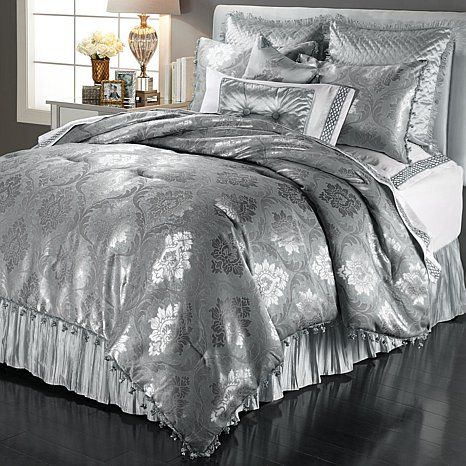 Hutton Wilkinson Duchess 8 Piece Comforter Set Available For