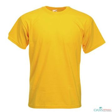 6fa22cf87dc Canary Yellow Blank t shirt Manufacturer in USA, Australia, Canada, Europe  and UAE