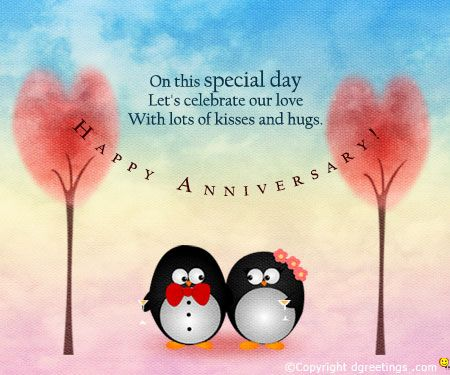 Happy Marriage Anniversary Wishes | Dgreetings.com in 2020 ...
