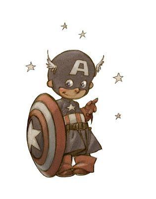 Marvel by Alberto Varanda