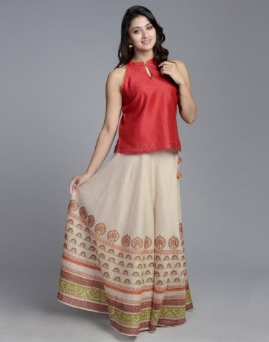 Pin von Sasi Pradha auf Skirts-Indian | Pinterest