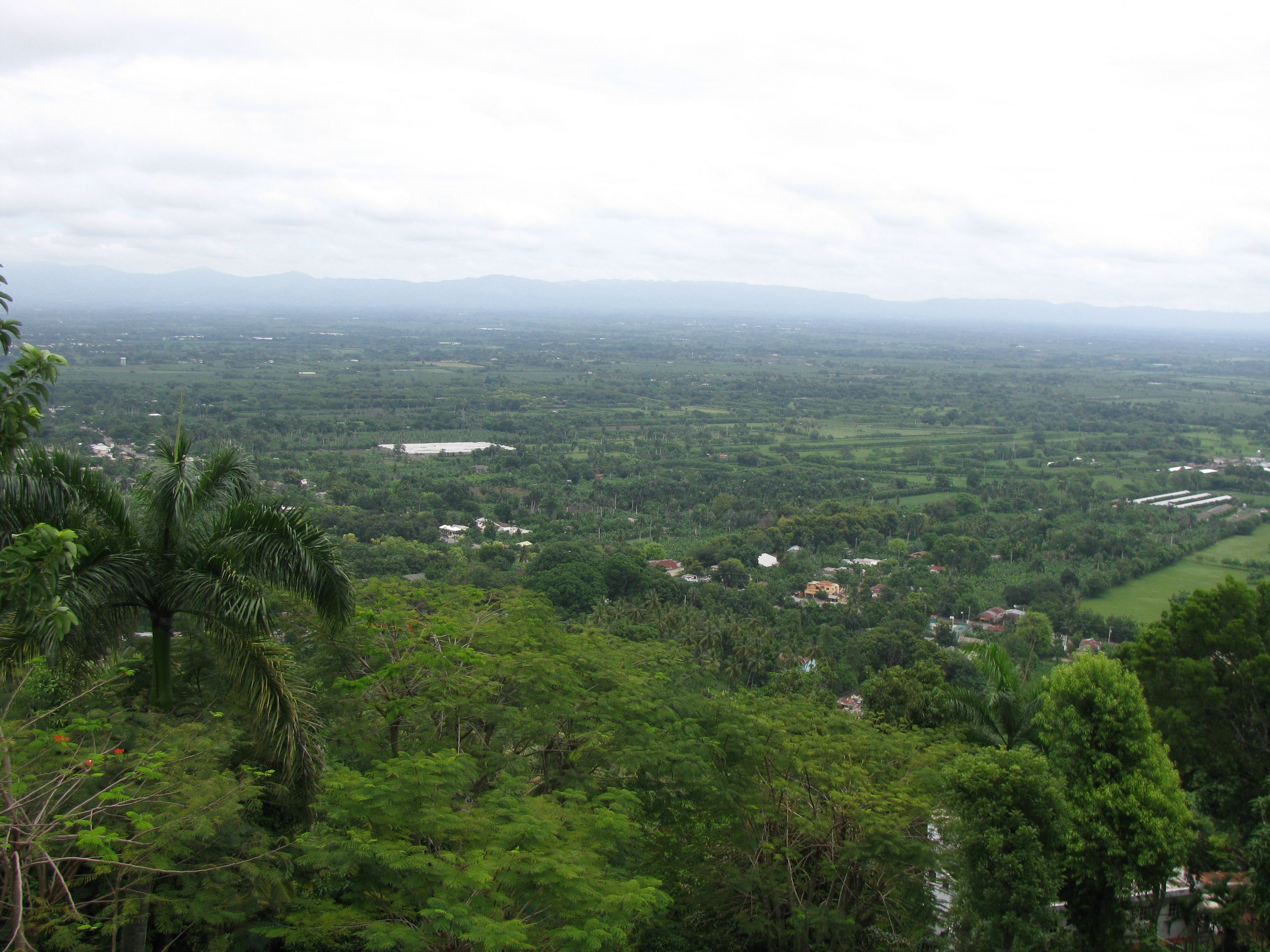 The Dominican Republic- beautiful place with the most amazing French fort/castle.