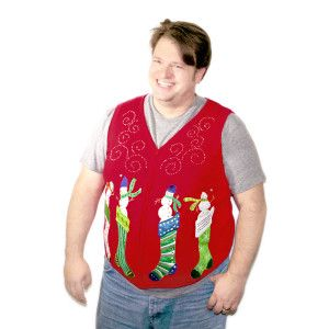 Ugly Christmas Sweaters for Big & Tall Men - The Ugly Sweater Shop ...