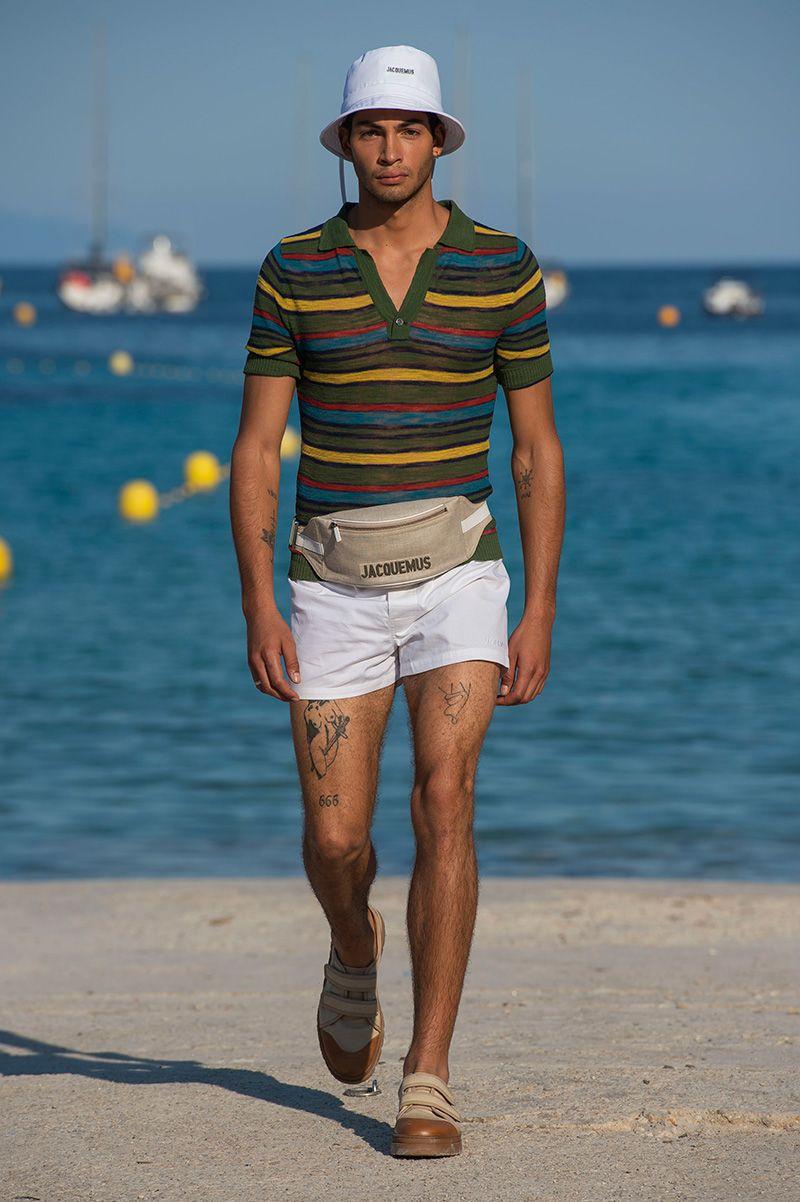 JACQUEMUS Men's Spring/Summer 2019 | An | Mens fashion ...