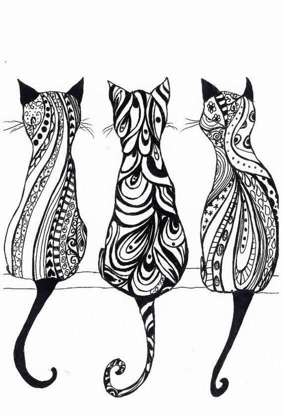 Resultado de imagem para gatinho hippie | gatinhos | Pinterest ...