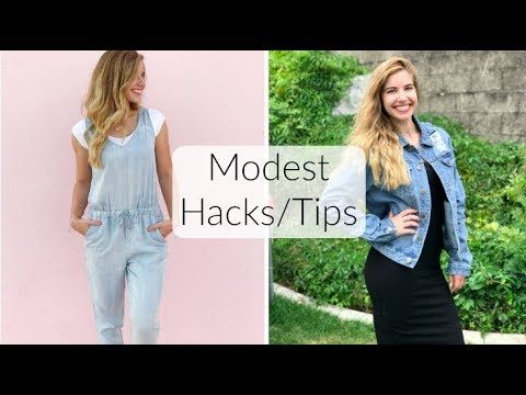 347f2a5274ea MODEST TIPS/HACKS | Emily Inman - YouTube Clothing Haul, Nordstrom  Anniversary Sale,