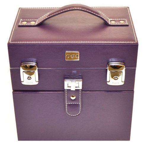 Opi Luxury Nail Tech Case Salon Storage Free Uk Delivery Box