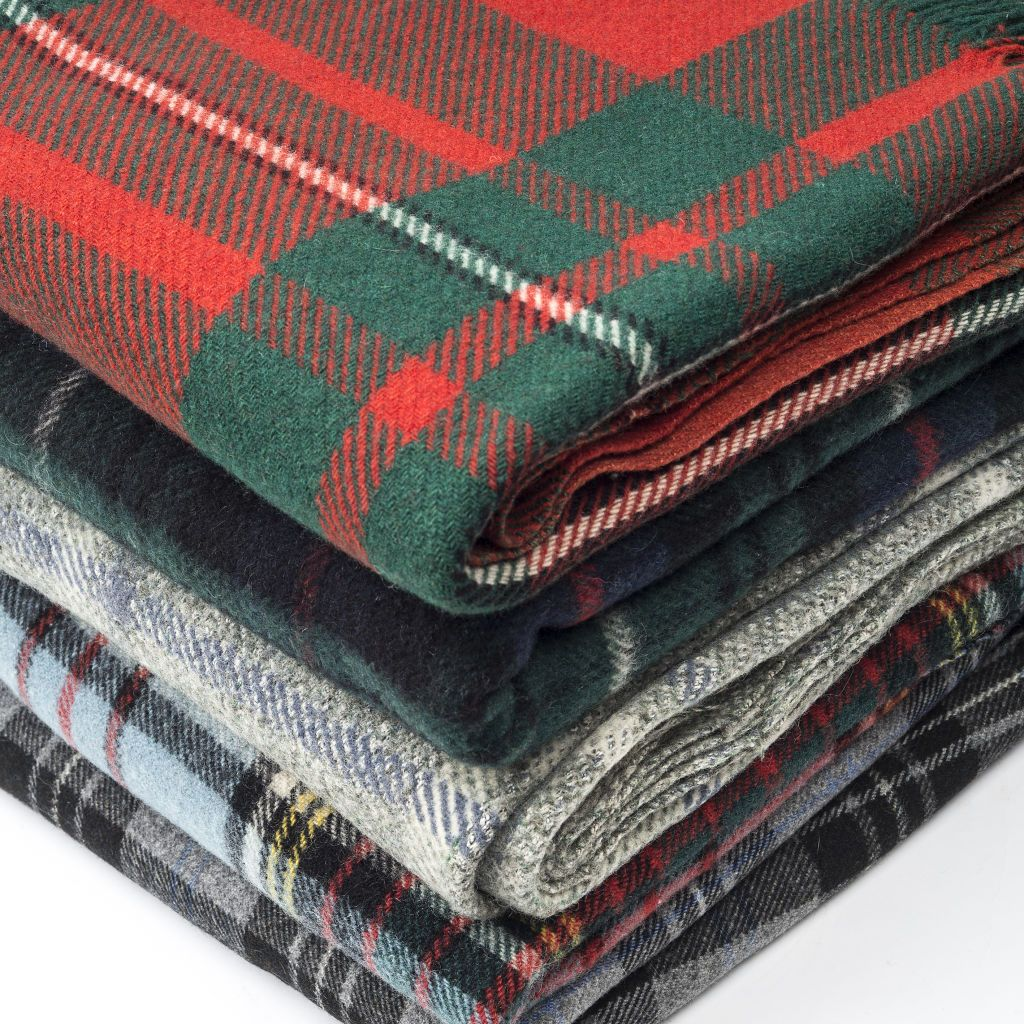 Collection Of Welsh Blankets Welsh Blanket Woollen Blankets Blanket