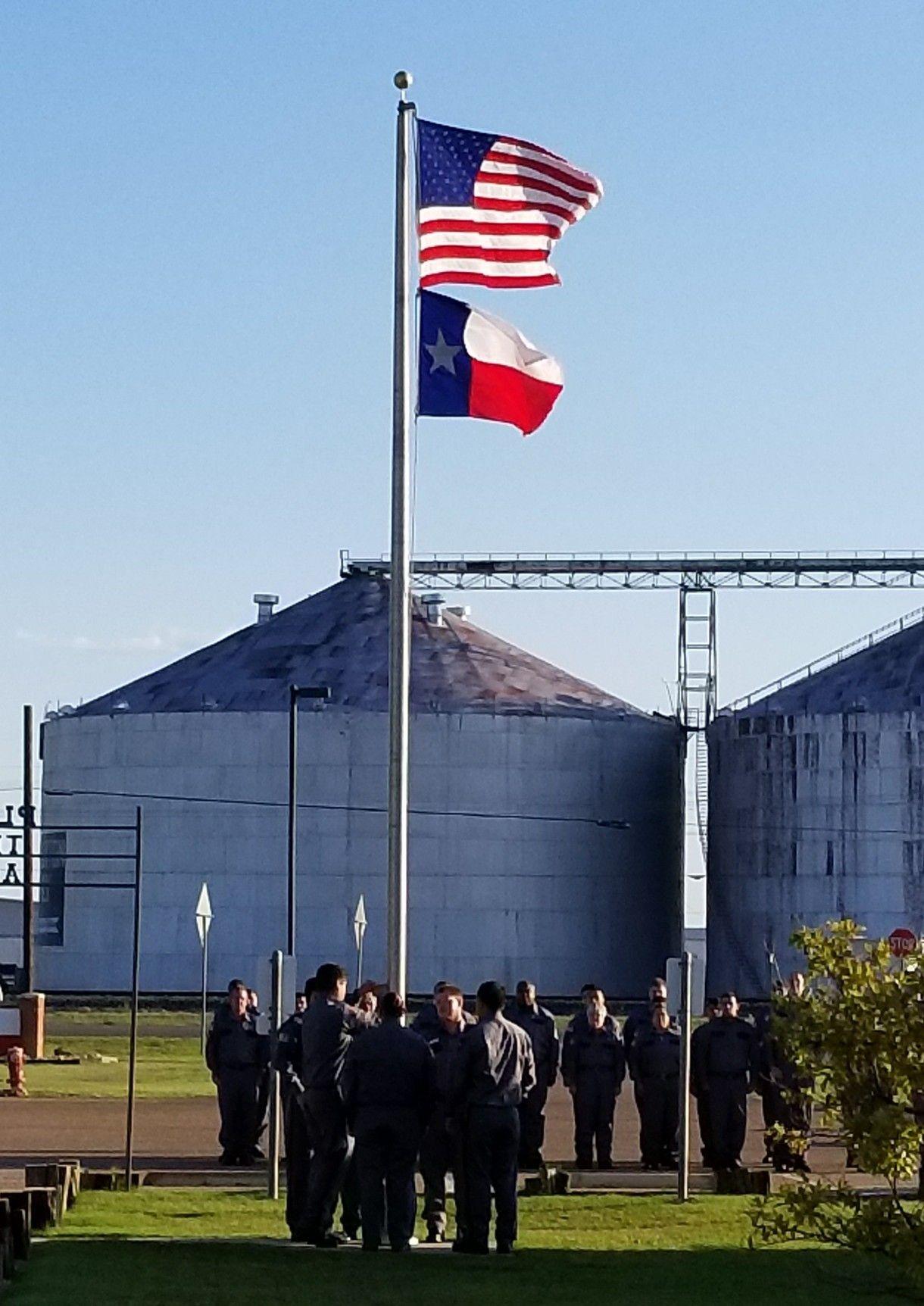 Texas Department of Criminal Justice / Region V Training