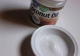 تجربتي مع زيت جوز الهند العضوي للشعر Coconut Oil Coconut Oil Jar Coconut