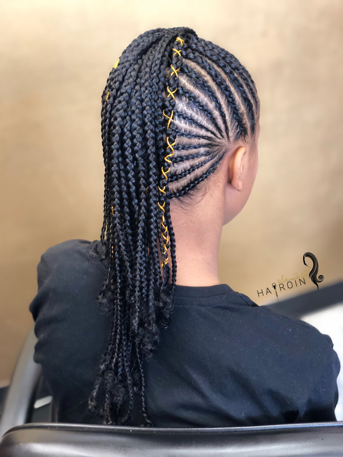 Pin by Star on Kids Hair/Braids   Kid braid styles, Prom ...