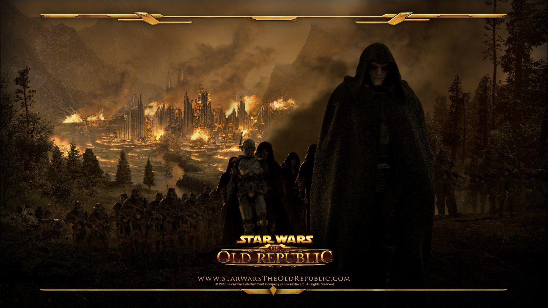 Star Wars Star Wars The Old Republic Walldevil Best Free Hd