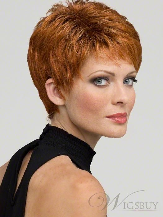 Delicate Short Straight Wig Design For A Capable Style