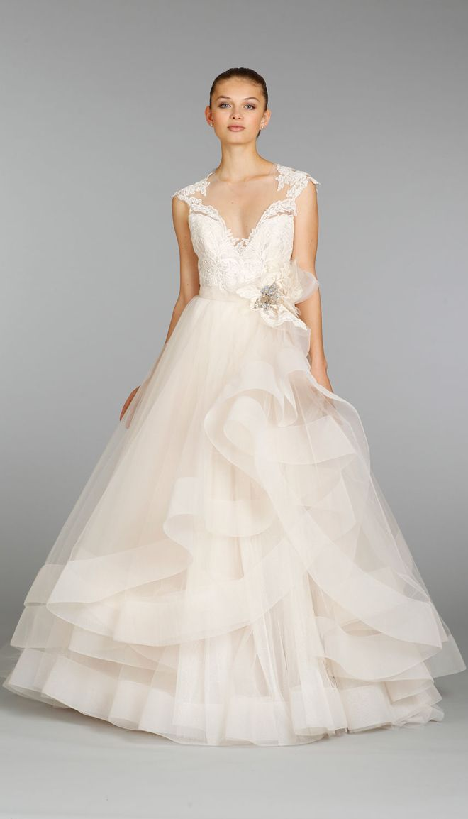 Lazaro Fall 2013 Bridal Gown Collection Wedding Dresses Pinterest