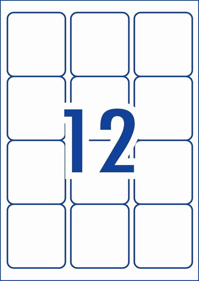 Avery Template Indesign Regarding Word Label Template 12 Per Sheet