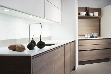 eggersmann modern kitchen | aluminium walnut | kitchen | pinterest
