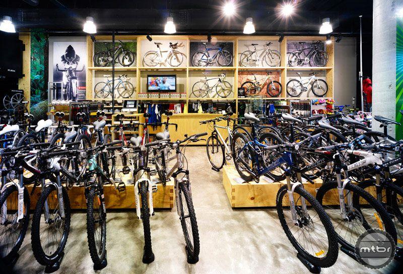 Trek Bike Store Bike Store Bicycle Shop Mountain Bike Shop