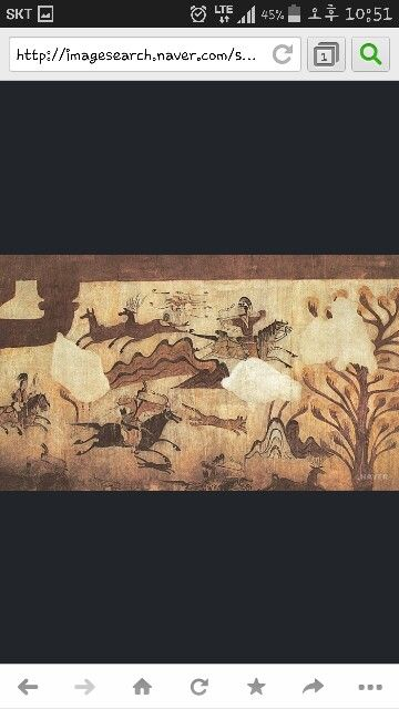 형제의  혈맹 .  Brother's  blood  alliance .   고구려 와  돌궐.   Corea  vs  Turkiye .  Goguryeo ( BC 37 -  668 )  vs  Turk  ( BC 6 - 8 ( 200 ).   BC 17 -  734 (?..  china  record ).  돌궐. 6세기 중엽부터  약 200년동안  몽골고원을  중심으로 활약한  투르계 민족.    아 ! ..  고구려    고구려 무사들의  용맹함을 보여주는  그림.  저는,  형제의 나라  터키를  좋아하고  사랑 합니다.  천년을  넘어   흔들리지 않는  형제의  의리.  한국인으로서  반성 합니다.  터키  사람들에게  배웁니다..  한번 혈맹은  영원하다하는  생각.  의리.  잊지않는  역사관.   한국 사람들은 ..  모릅니다. 저도,  모르고 살았습니다..   눈을감고  생각하여  봅니다.   죄송합니다..  글 솜씨가  없습니다.      한국에서  부족한…