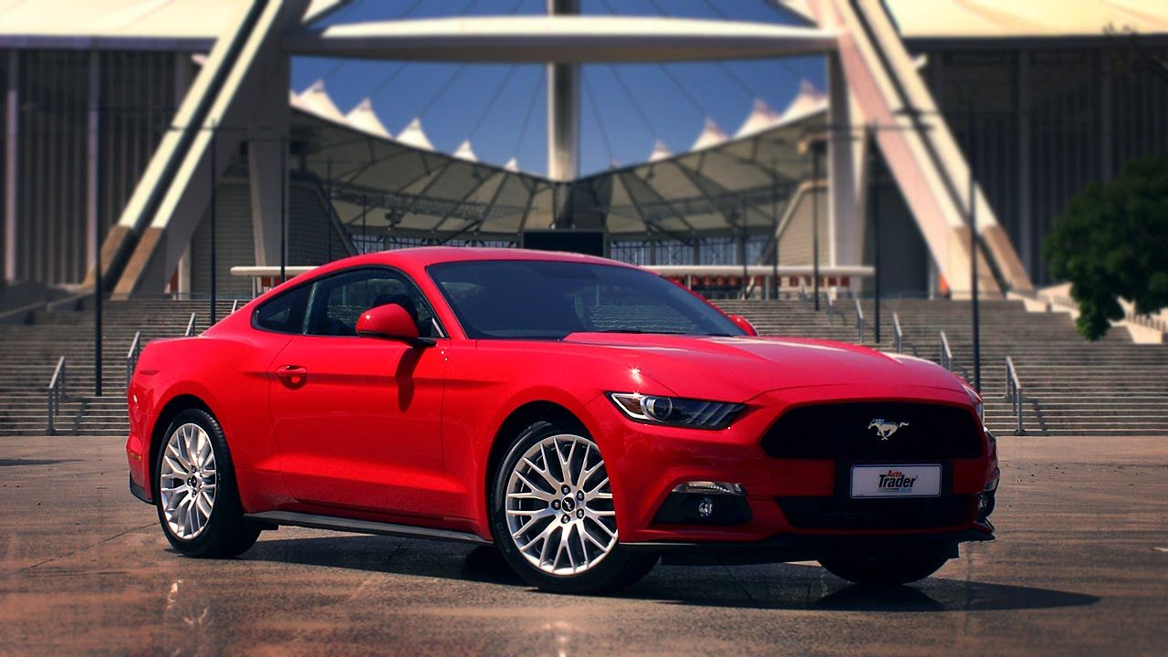 Autotrader South Africa Drives The All New Ford Mustang New