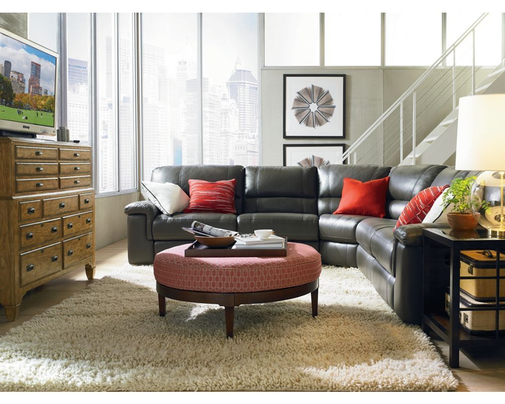 Holbrook Sectional//Thomasville Portland//Living Room Inspiration ...