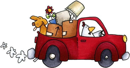 Cute Moving Clip Art With Images Clip Art Pictures