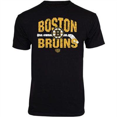 Old Time Hockey Boston Bruins Rockaway T-Shirt 8ffa28175