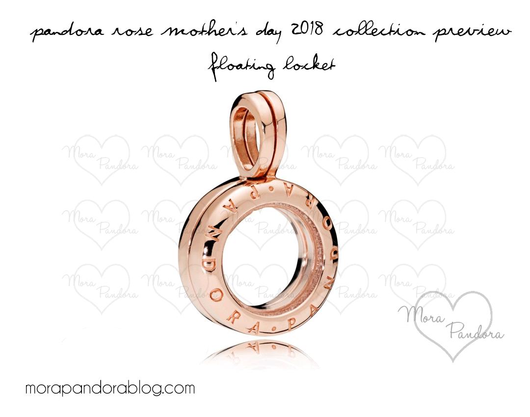 Pandora Rose Spring 2018 Preview Pandora Charms Rose Gold Pandora Necklace Rose Gold Locket