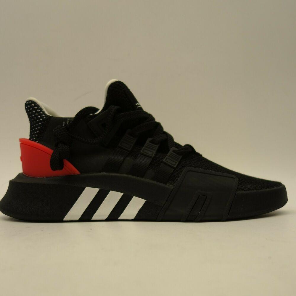 Adidas Mens US Left 8.5 Right 9 Black Originals Basket EQT ...