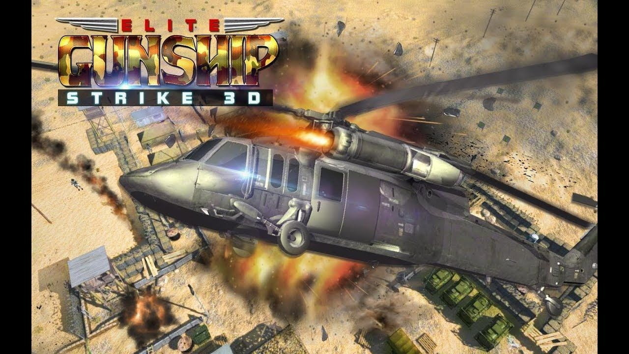 Gunship Strike 3D Mod Apk Unlocked Gunship, Strike, Tool