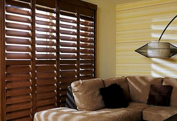 Plantation Shutters Are The Interior Blinds That Are