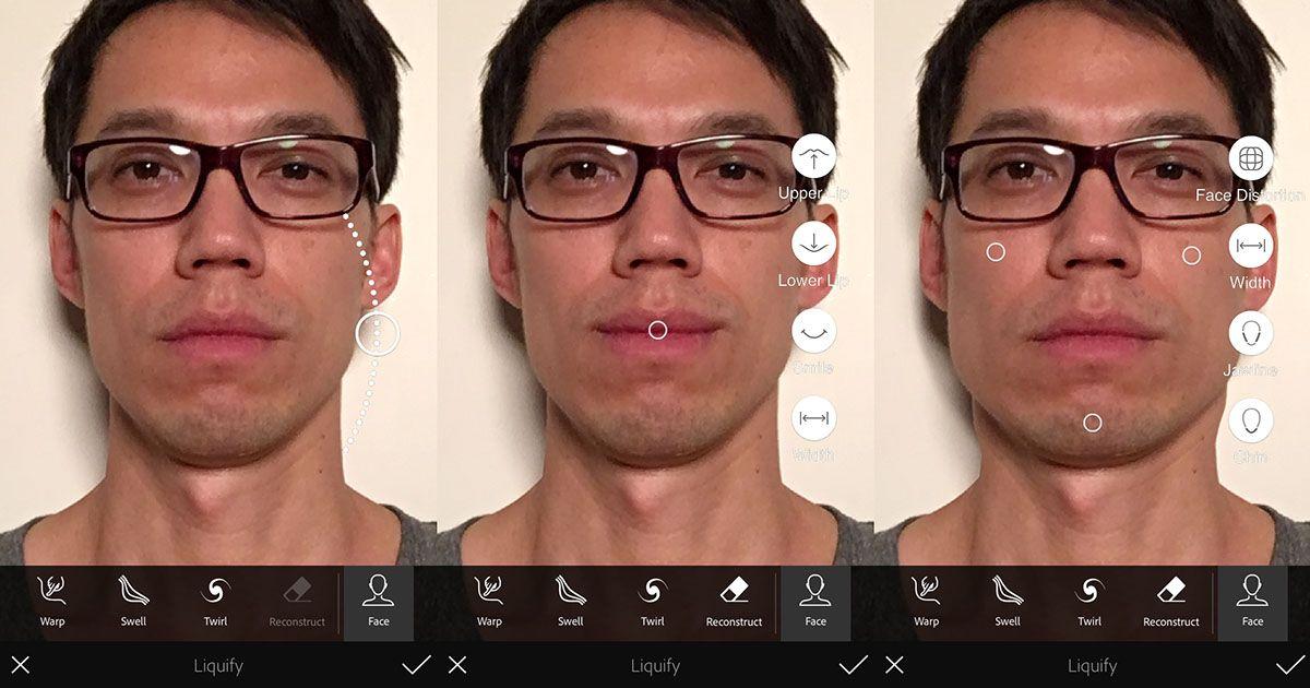 photoshop fix might put a smile on your face ux design pinterest