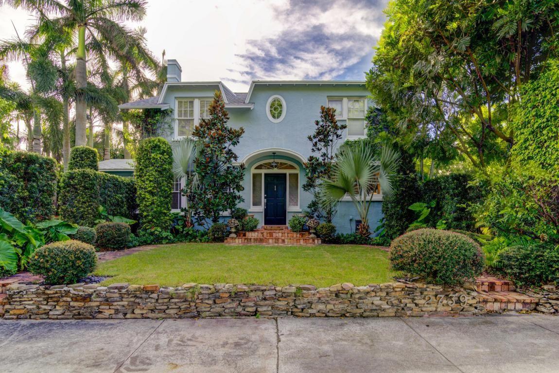2739 S Olive Avenue West Palm Beach Fl 33405 Donohuerealestate Forsale Elcid Historic Architecture Realesta Florida Real Estate Palm Beach Real Estate