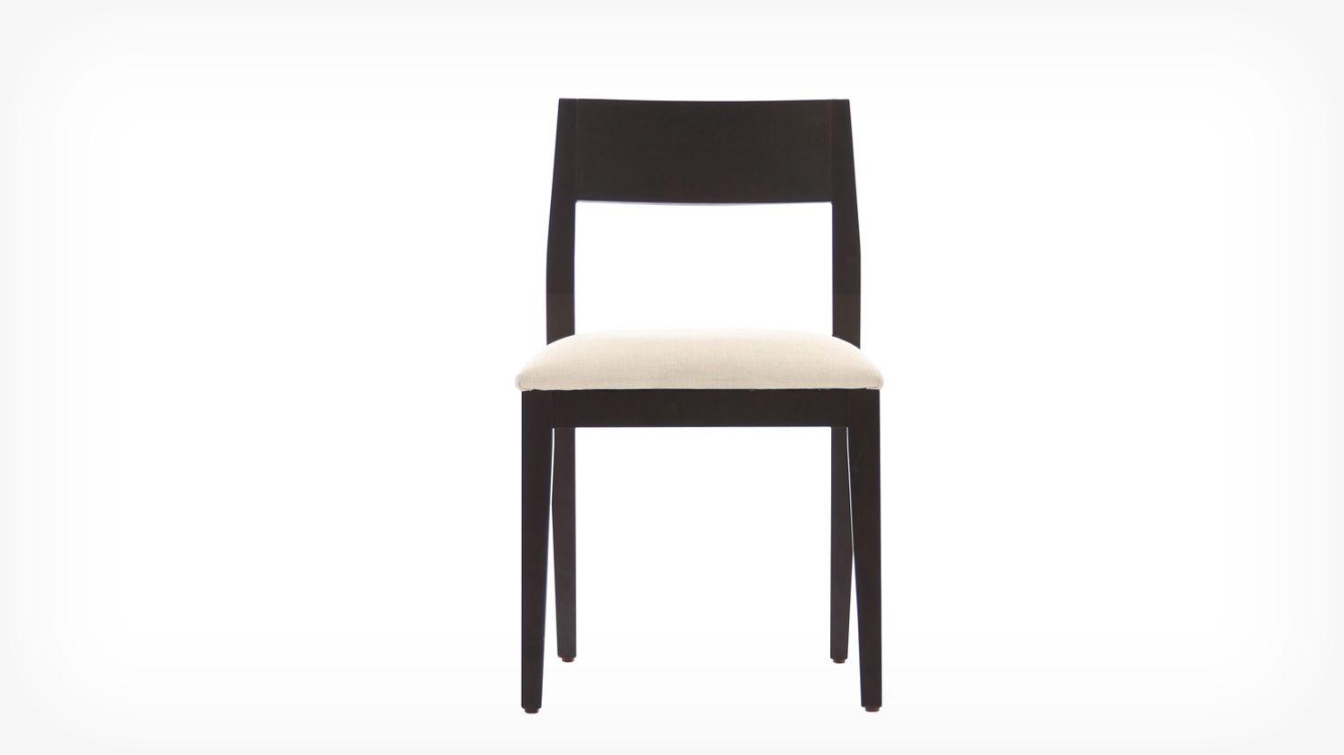 Awe Inspiring Open Back Dining Chair Eq3 Modern Furniture Dining Room Dailytribune Chair Design For Home Dailytribuneorg